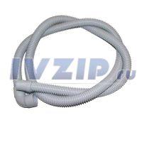 Шланг сливной для СМА 200см (90° 19х21) 00TS01