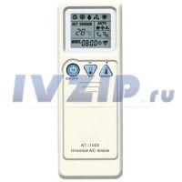 Пульт кондиционера KT-1000 универсальный ACP932UN
