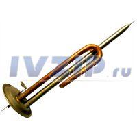 ТЭН для в/н 1000W RF64 Timberk (фланец 64мм, под анод М6)