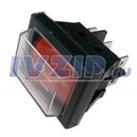 Выключатель ВК с термозащит. 6 конт. 16А 250V EP183