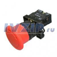 Кнопка СТОП LXA2-BS542  с фиксацией