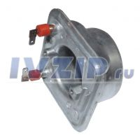 ТЭН к парогенератору 1500W (76х76мм, 2 конт.) UTP005