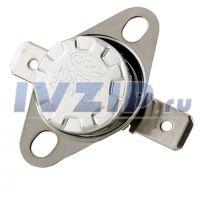 Термостат защитный ZH107-10A-130 (на размыкание, 130°С, 250V, 10A) KSD301-130