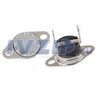 Термостат защитный KSD (на размыкание, 77°С, 250V, 10A) KSD302-77