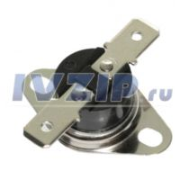 Термостат защитный ZH107-10A-70 (на размыкание, 70°С, 250V, 10A) KSD301-70