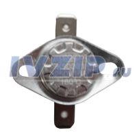 Термостат защитный KSD (на размыкание, 180°С, 16A)