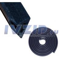 Уплотнитель двери духовки (термостойкий, отрезной, кратно 1м) EP214