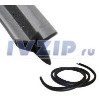 Уплотнитель двери духовки (термостойкий, отрезной, кратно 1м) EP215