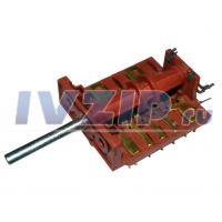 Переключатель мощности ПМ-3 (вал 39,5мм) С604А18А1М230Т, АС6-Т18-Т604, EGO 42.03.0000.031