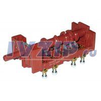 Переключатель мощности Gottak (7 поз., 25A, 250V, 9 контактов) 7LA 870618