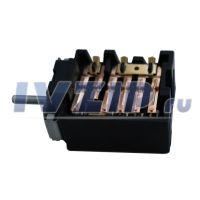 Переключатель мощности духовки 2368 (250V/16А, ЗВИ) EP203