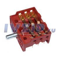 Переключатель мощности (4поз., для тепловой пушки) TPP019
