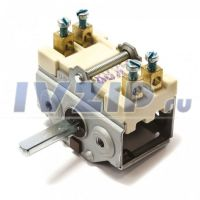 Переключатель мощности EGO 49.22015.000 (4поз., 250V, 16A, WHIRLPOOL) 481227328248