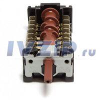 Переключатель мощности GOTTAK (6поз., VESTEL) 32012450/32001424//860707K/M6532001424/M6532012450
