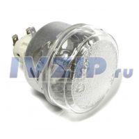 Светильник для духовки (закрытый, E14, 40W, 240V)