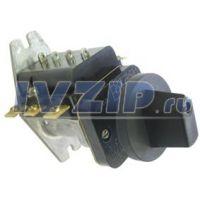 Переключатель кухонных плит ППКП (ТПКП-25, метал. корпус, металлическая ось кулачка) ВРЕИ.685119.001