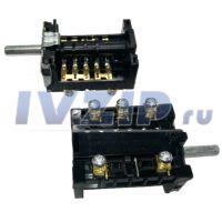 Переключатель мощности 4х - позиционный, 5 конт. 840511К 12-11/7969 к промышленной плите 250V 25A (Китай) EP-211