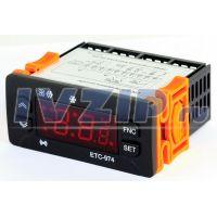 Микропроцессор ETC-974 (2датчика, аналог ID974) DTM020UN