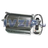 Вентилятор тангенциальный (фен вентилятора) (18W, 60x120мм, правый, Китай)