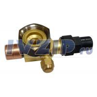 """Вентиль Rotalock RV 1-1/4"""" x 5/8"""" S (для компрессора, ресивера)"""