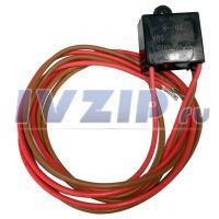 Реле тепловое с термовыключателем (4 вывода) 10A 250V~ -20T80K K-II Type 261N