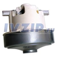 Двигатель пылесоса 1400W (с юбкой, H=128mm, h=50mm, D=130mm, d=32mm, Ametek) 11ME64/063200085