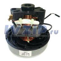 Двигатель пылесоса 600W (H=97мм, h32мм, D107мм, d27мм) H074