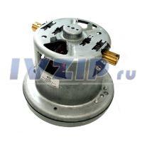 Двигатель пылесоса 1400W Bosch VCM1400-H (H=121/33мм, D137/97мм) VC0733W/11ME75
